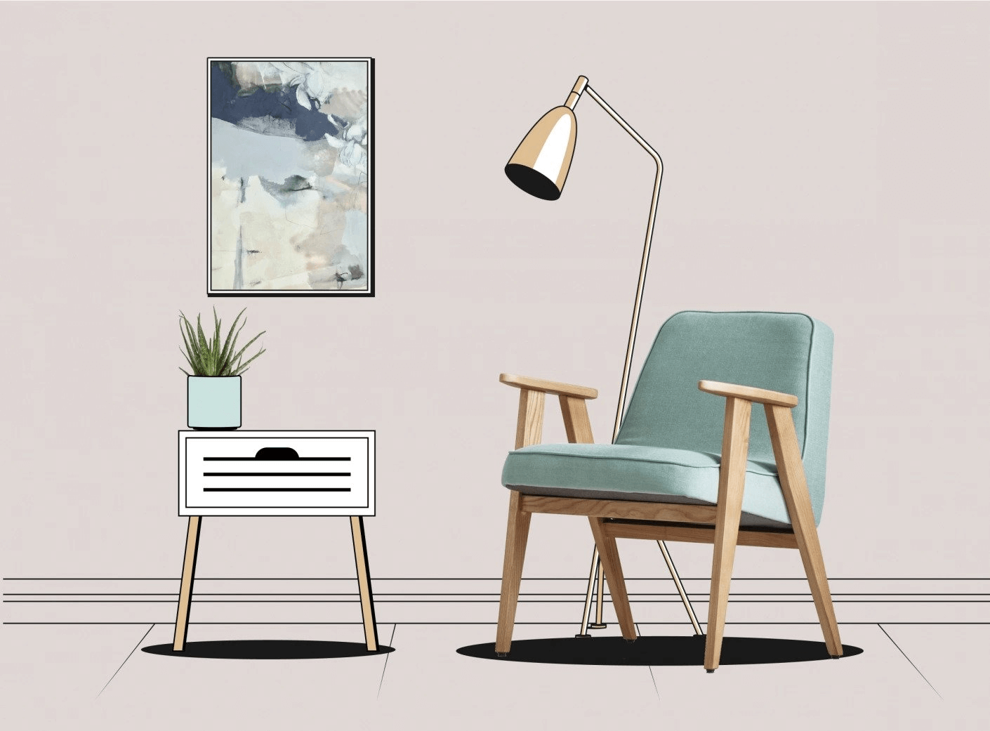 Interior Design – ის კურსი